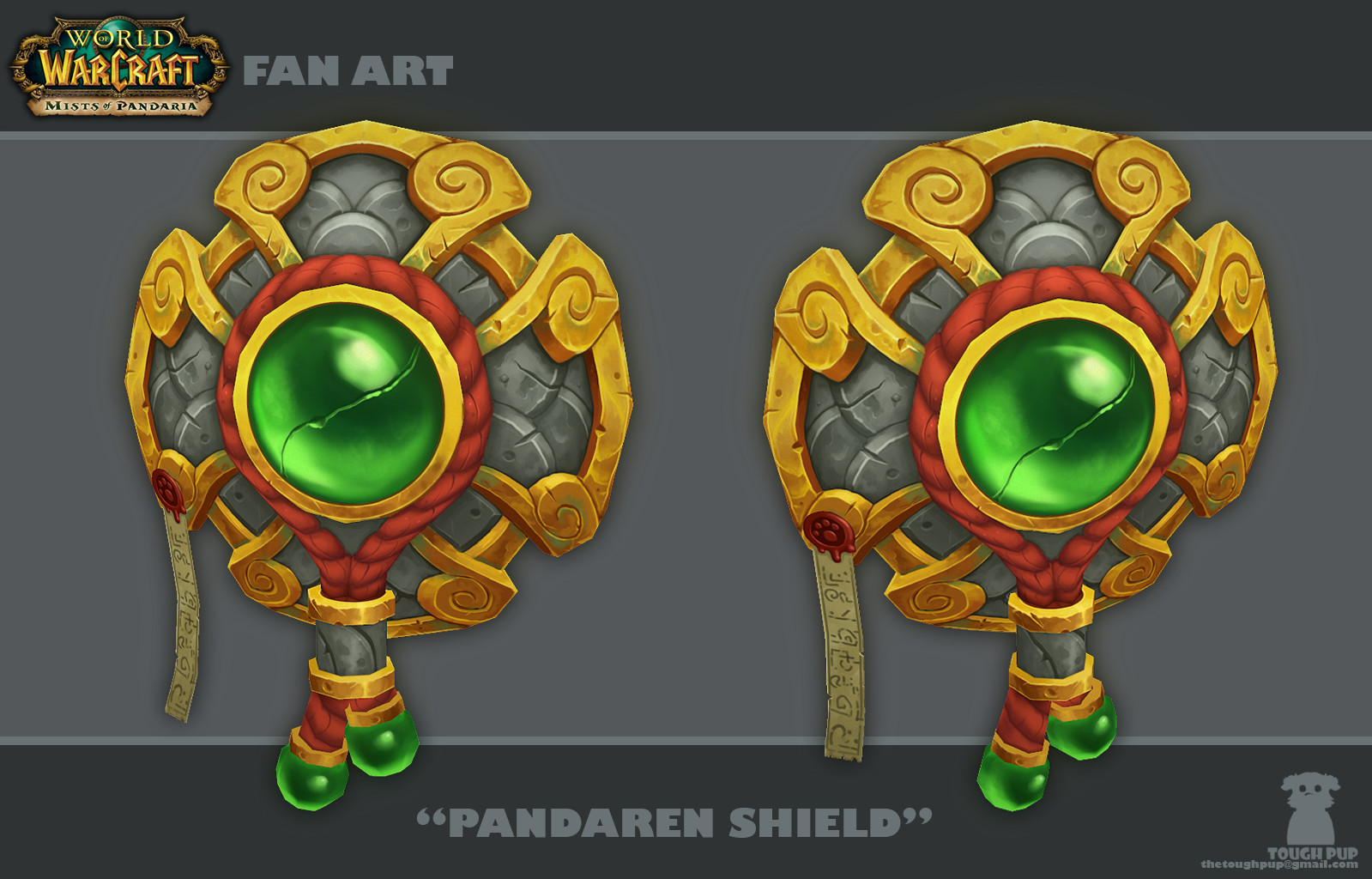 will-lieberman-pandaren-shield-beauty