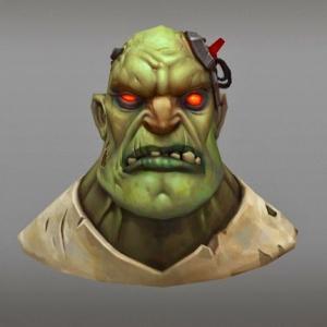 Zombie Bust | Tyson Murphy