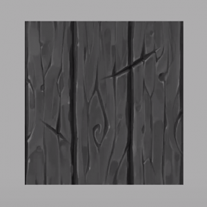 Stylized Wood Timelapse | Becca Hallstedt